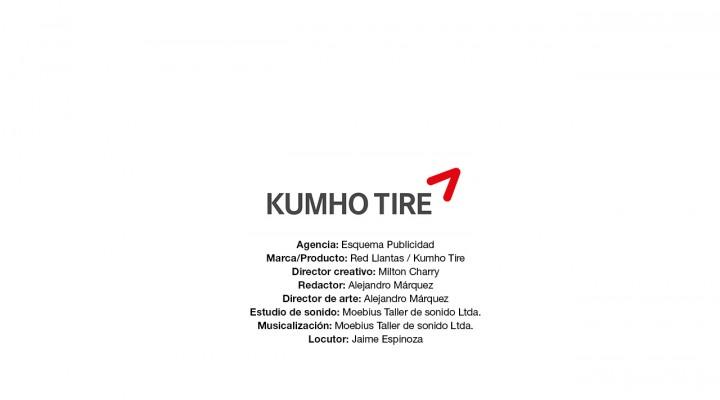 Seguridad en serio – Kumho Tire