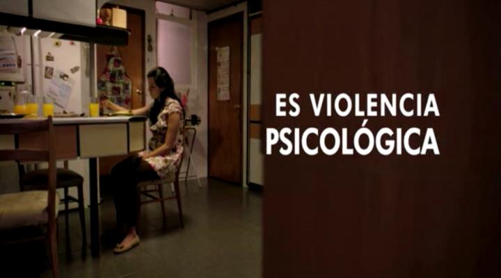 Esto no es amor, es violencia psicológica