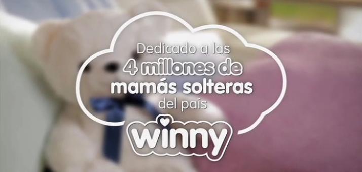 Mamás solteras – Winny