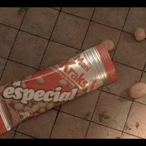 La Especial, Maní Kraks – Nacional de Chocolates