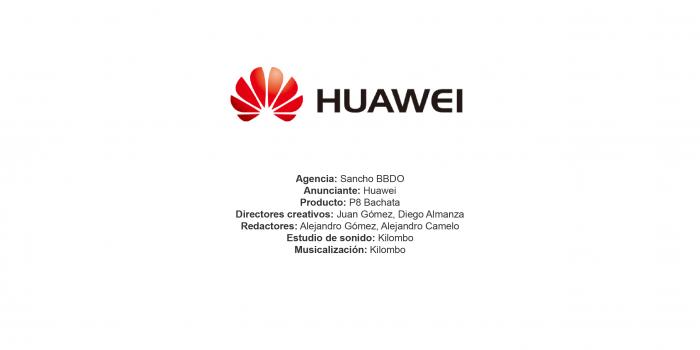 P8 Bachata – Huawei