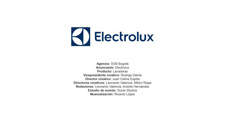Lavadoras (1) – Electrolux