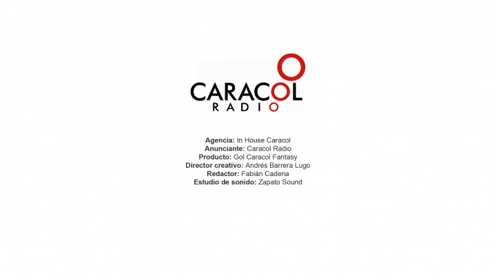 Gol Caracol Fantasy – Caracol Radio
