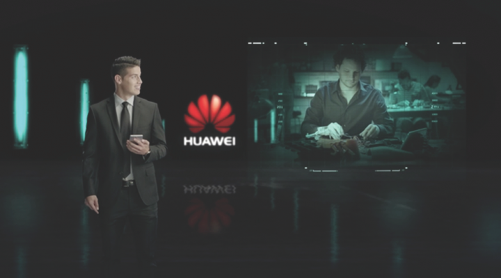Institucional – Huawei