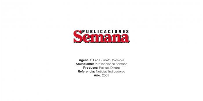 Revista Dinero – Leo Burnett Colombia
