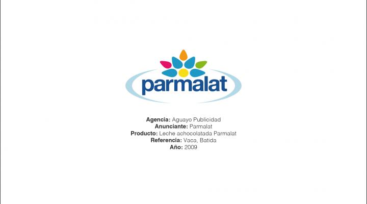 Leche achocolatada Parmalat – Aguayo Publicidad