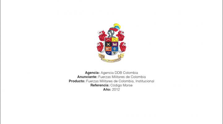 Fuerzas Militares de Colombia – Agencia DDB Colombia