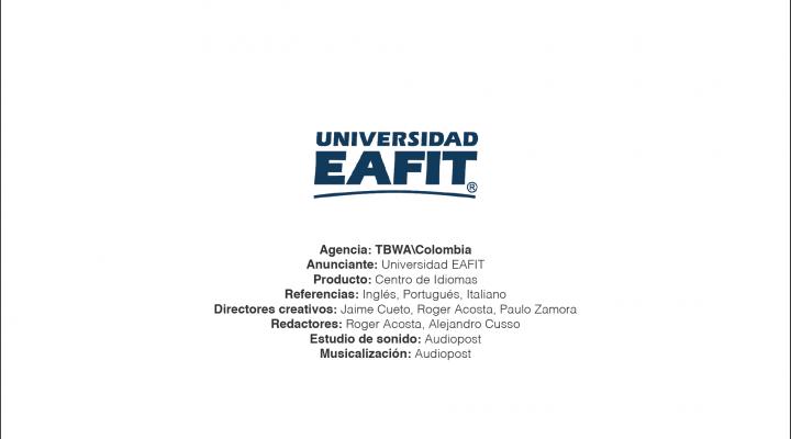 Centro de Idiomas – TBWAColombia