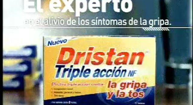 Dristan Triple Acción – McCann – Erickson Colombia