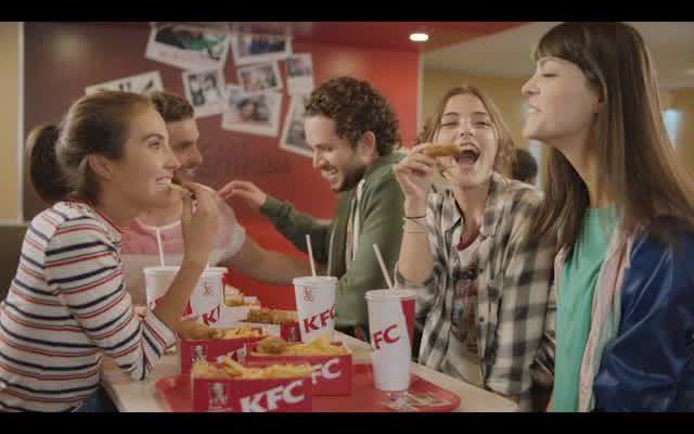 KFC – Ogilvy & Mather