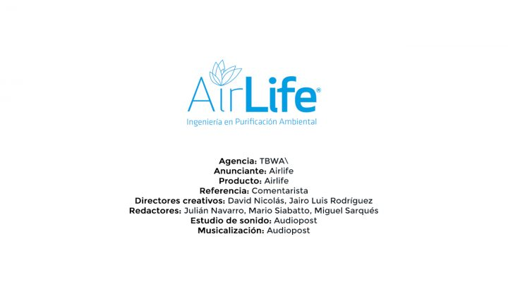 Airlife – TBWA\