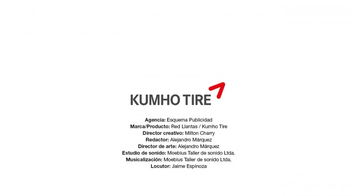 Adherencia total – Kumho Tire