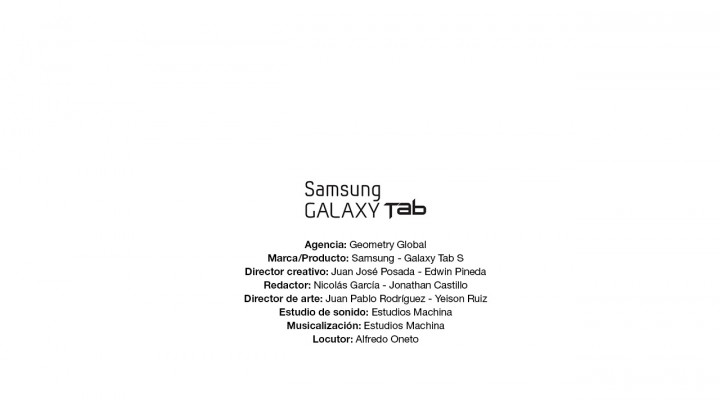 Galaxy Tab S (3) – Samsung