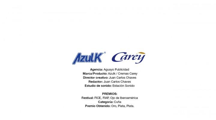 La piel es un tema serio – Cremas Carey