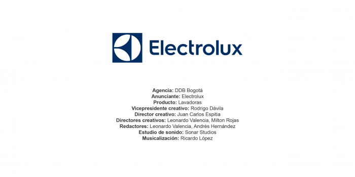 Lavadoras – Electrolux