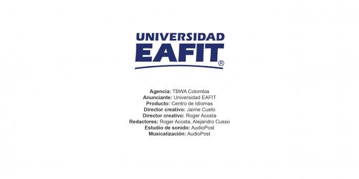 Centro de Idiomas – Universidad EAFIT