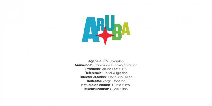 Aruba Fest 2016 – UM Colombia
