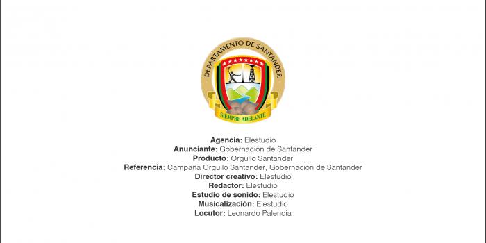 Orgullo Santander – Elestudio