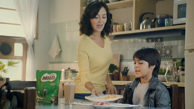 Milo – Ogilvy & Mather