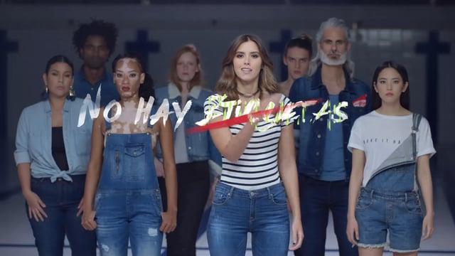No hay etiquetas, solo jeans – Leo Burnett