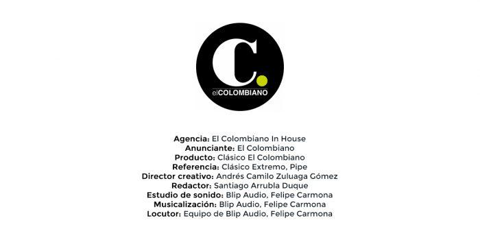 Clásico El Colombiano – El Colombiano In House