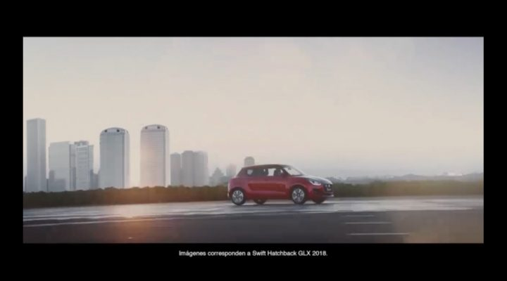 Suzuki Swift – Young & Rubicam Brands