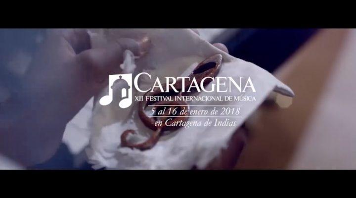 Cartagena XII Festival Internacional de Música – MullenLowe SSP3