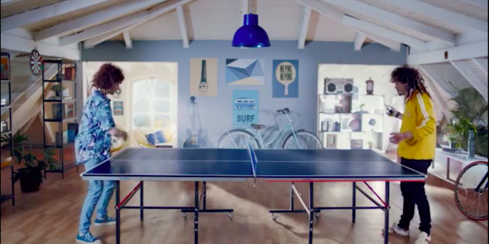 Uga-Uga 2, Ping-Pong – BBVA Colombia