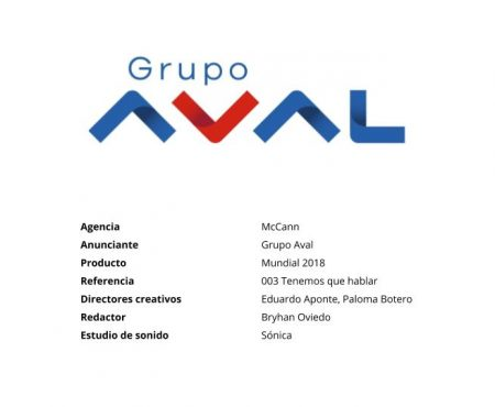 003 Tenemos que hablar -Grupo Aval