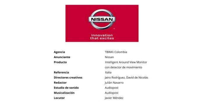 Italia – Nissan