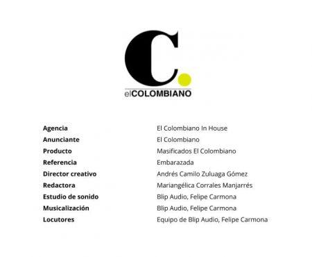 Embarazada – El Colombiano