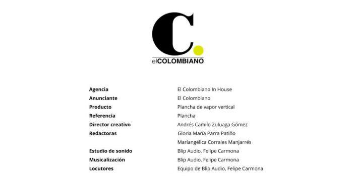 Plancha – El Colombiano
